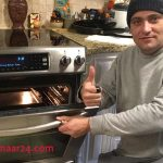 cleaning and preventing oven breakage
