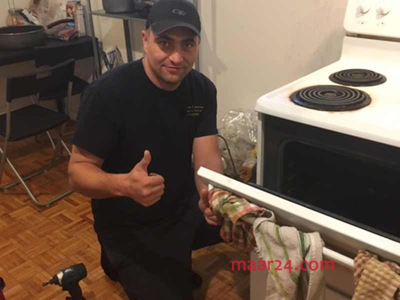 speedy oven repairs anywhere in the Toronto and GTA area