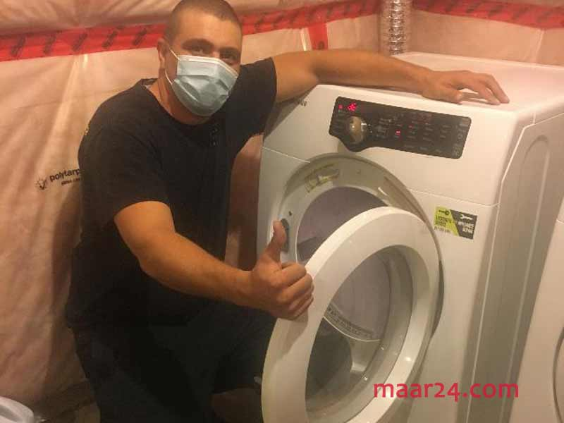 washer stops working