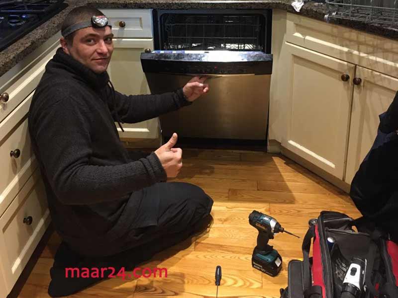 professional dishwasher repair